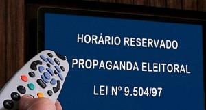 O último prazo previsto no calendário eleitoral deste ano para esse tipo de propaganda vai até o dia 24 de outubro.
