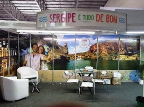 Sergipe divulga roteiro 'Sol e Praia' em São Paulo