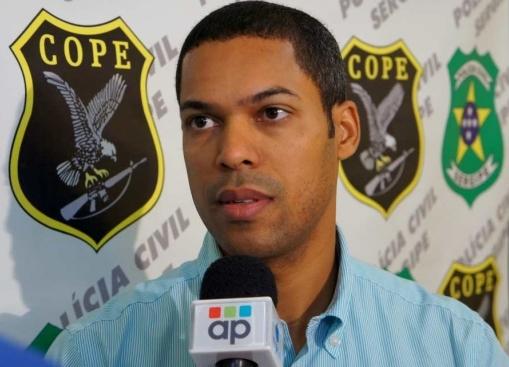 Polícia Civil prende líder de quadrilha de roubos de carros e explosões de cashs em Alagoas e Sergipe