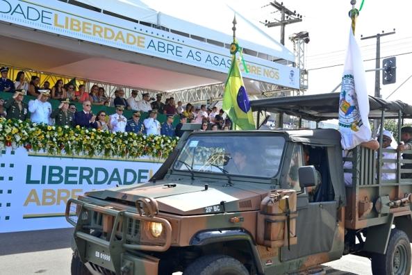 Governo de Sergipe informa que não haverá comemorações presenciais da Semana da Pátria, em razão da pandemia