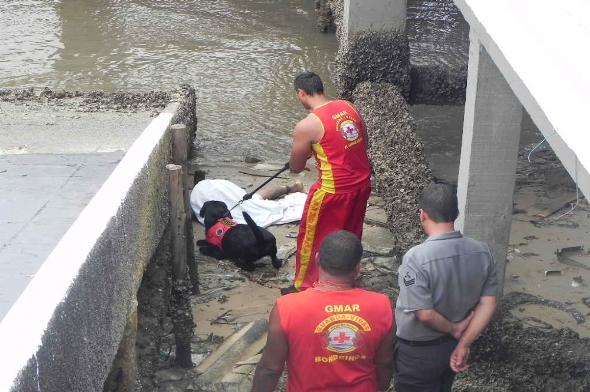 Segundo corpo de pescador que se afogou é encontrado no Rio Sergipe