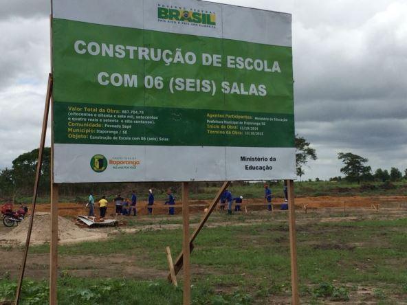 MEC libera mais de R$ 1 milhão do FNDE para 5 prefeituras sergipanas