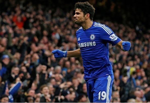 Chelsea vai decidir futuro de Diego Costa no fim da temporada
