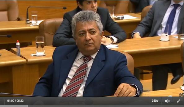 Segundo o MP, R$ 12 milhões foram repassados por parlamentares para entidades que não existem ou funcionam de forma precária. (Foto: reprodução/TV Sergipe)