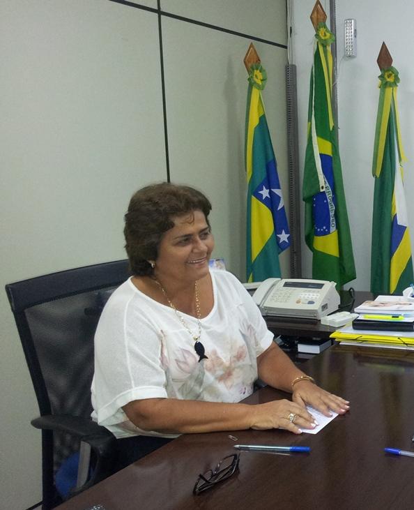 Ex-prefeita de Itaporanga Gracinha assume mandato na Assembleia Legislativa
