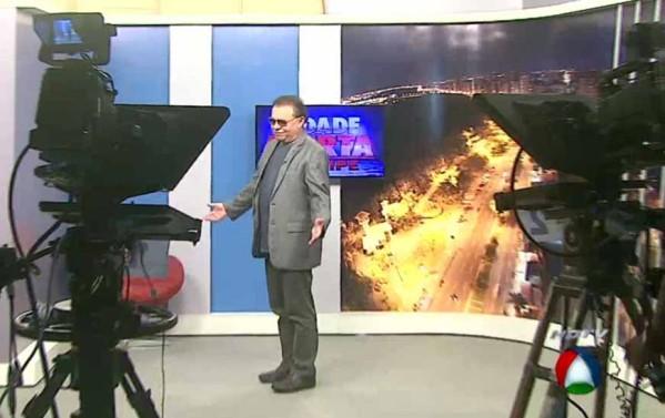 Gilmar Carvalho deixa o Cidade Alerta para ser apresentador na TV PÉ PÉ PÉ