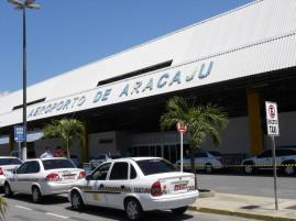 Aeroporto Santa Maria (Foto: Portal Infonet)