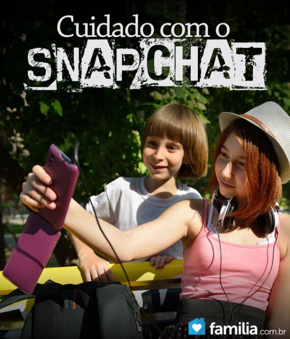 10 coisas que pais e filhos devem saber sobre o Snapchat