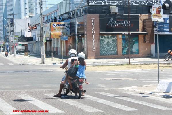 Infração é gravíssima e multiplicada por 3, chegando a R$ 880,41.  (Foto: arquivo/SENotícias)