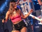 Clipe da música 'Paredão Metralhadora' já teve mais de dois milhões de visualizações. Grupo de Tays Reis tem um ano. (Foto: Divulgação)
