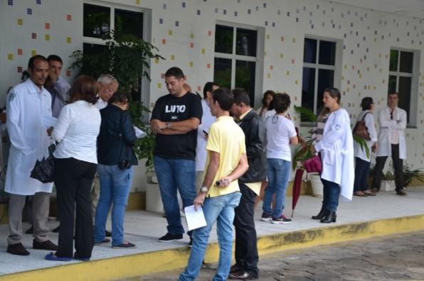 Médicos da rede municipal de Aracaju entram em greve
