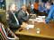 Novos servidores assinaram termo de posse em solenidade conduzida pelo conselheiro Clóvis Barbosa (Foto: Cleverton Ribeiro)