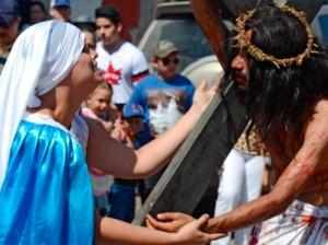A Páscoa chegou mais cedo em 2016 para os fiéis das igrejas cristãs ocidentais, no dia 27 de Março, e mais tarde para as igrejas orientais, no dia 1 de Maio. (Foto: Agência/FPA)