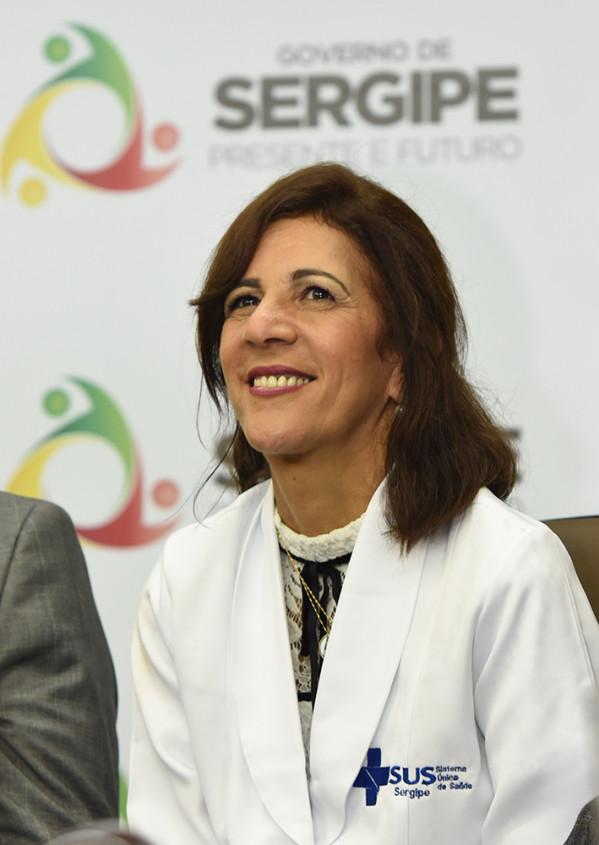 Enfermeira Conceição Mendonça assume Secretaria de Estado da Saúde
