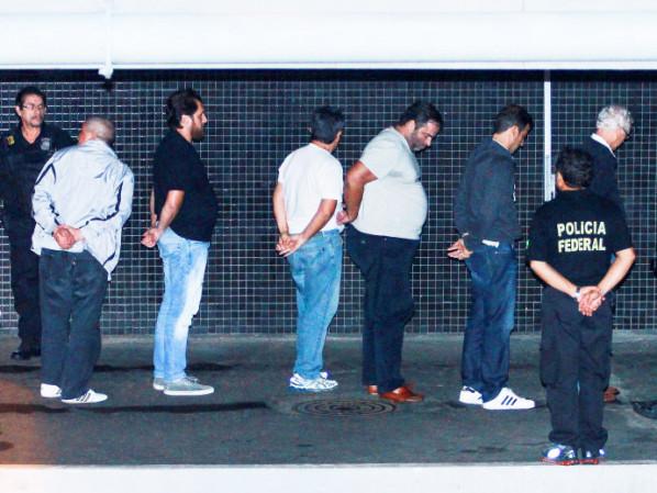 Justiça manda soltar nove presos da 26ª fase da Operação Lava Jato