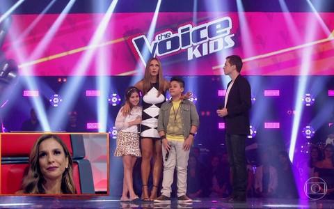 Wagner Barreto é o campeão da primeira temporada do The Voice Kids