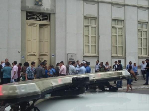 Polícia Civil investiga vereadores de Aracaju por lavagem de dinheiro; veja os nomes