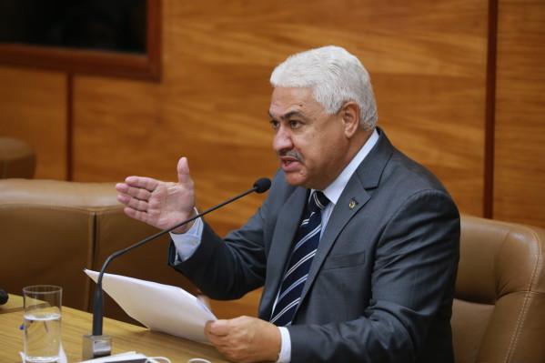 Deputado Zezinho Guimarães destaca dificuldades enfrentadas pelo Governo
