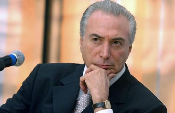 Nova denúncia contra Temer pode ser lida hoje no plenário da Câmara. (Foto: arquivo/Agência Brasil)