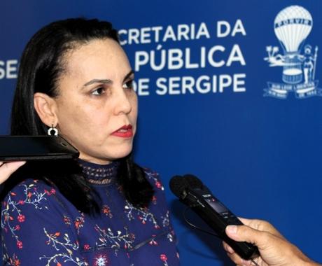 Segundo a delegada Maria Zulnária, o crime foi registrado por volta das 20h do dia 24 de abril. (Foto: SSP/SE)
