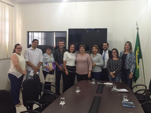 Deputada Maria Mendonça destaca importância da Casa da Mulher que será implantada em Sergipe.