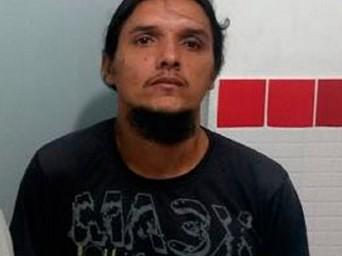 Genilson Lima de Souza acusado de praticar o crime (Foto extraída do site Mais Carira). (Foto:Mais Carira)