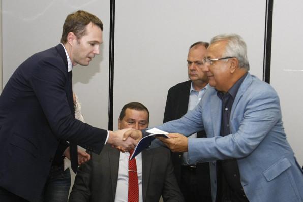 Obras da termoelétrica de Sergipe terão início a partir de julho.