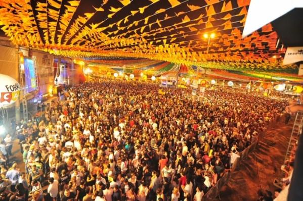 Prefeitura de Aracaju anunciará datas do Forró Caju 2018 na próxima segunda
