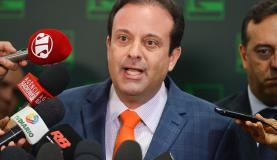 André Moura informou que o objetivo do governo é desobstruir a pauta na segunda. Foto: Arquivo/Antonio Cruz/Agência Brasil.