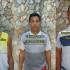 Trio suspeito de tráfico de drogas, assaltos e homicídios é preso em Estância. (Foto: SSP/SE)