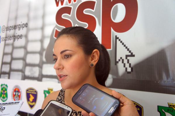 Fraude investigada na 'Operação Universidade do Crime' teria feito 500 vítimas, afirma a delegada Rosana Freitas. (Foto: arquivo/SSP/SE)