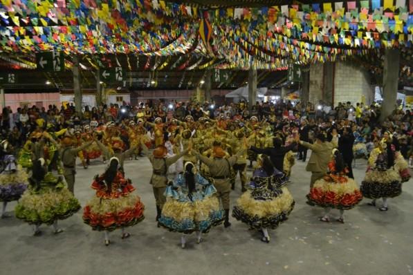 Encontro Nordestino de Cultura dá início ao Concurso de Quadrilhas do Gonzagão