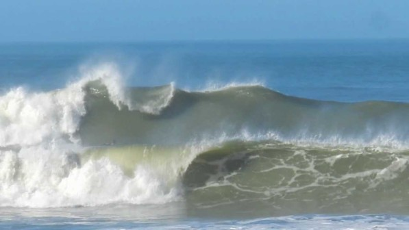 Capitania dos Portos de Sergipe emite alerta para ondas de até 3,5 metros e mar grosso em Sergipe