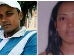 Além de Regis, uma mulher identificada por Maria Aparecida da Conceição, 37 anos, também morreu no local. (Foto: Portal Alarde)