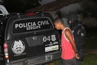 """Operação """"Olho de Hórus"""" localiza suspeitos de participar de estupro coletivo em São Cristóvão"""