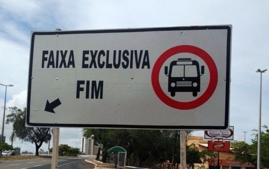 Justiça mantém decisão sobre o fim das faixas exclusivas para ônibus em Aracaju