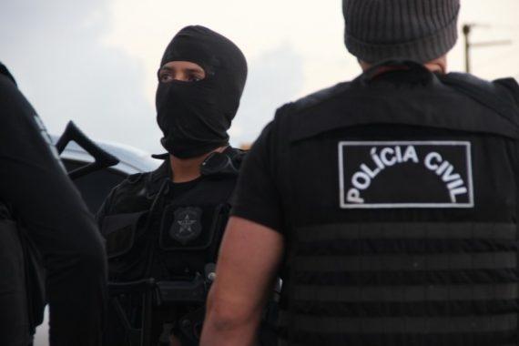 Operação Revelar captura suspeitos de roubos a propriedades rurais