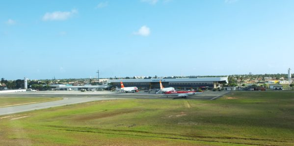 Capital sergipana passa a receber 82 voos, 18 a mais que as 64 atuais/ Foto: Wellington Barreto