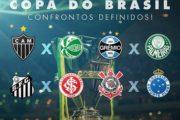 Quartas de final de campeões sem clássicos estaduais na Copa do Brasil