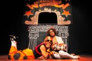 'A Bofetada' será apresentada em Aracaju nos dias 8 e 9 de outubro