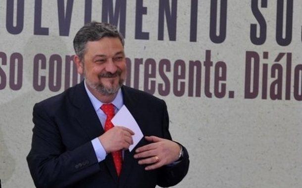 Polícia Federal cumpre a 35ª fase da Lava Jato e prende Antonio Palocci