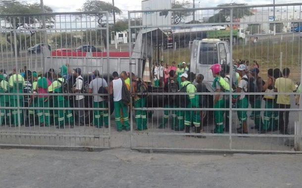 Aracaju: Greve dos garis é legal e luta é por dignidade da categoria