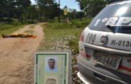 Corpo de homem é encontrado em estrada vicinal entre Aracaju e São Cristóvão