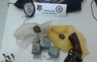 Três presos durante Operação Policial em Nossa Senhora das Dores