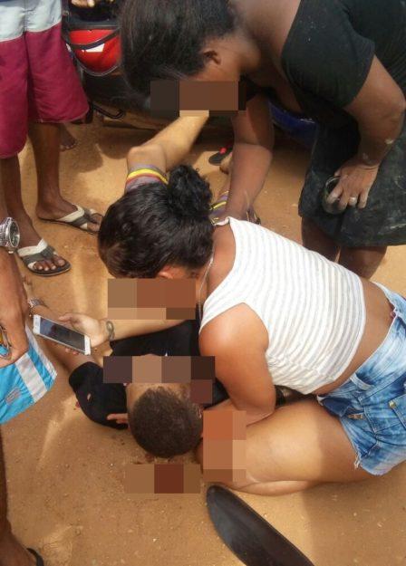 Três pessoas foram assassinadas em São Cristóvão. (Foto: Redes Sociais)