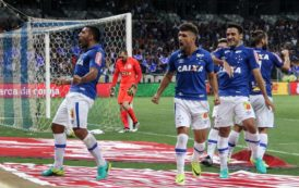Cruzeiro faz 4, avança e deixa Corinthians sem título no ano