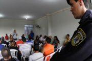 Em encontro com guardas municipais, Edvaldo defende o protagonismo do Município na Segurança Pública