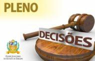Tribunal de Justiça cassa liminar que proibia desconto previdenciário de servidores aposentados