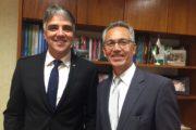Prefeito eleito vai à Brasília em busca de recursos para São Cristóvão