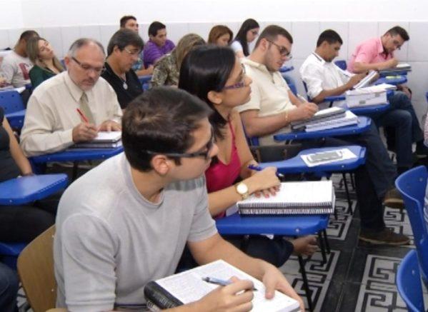 São mais de 100 opções de títulos, das mais diversas áreas, distribuídas nas unidades do Senac em Aracaju, Lagarto, Itabaiana e Tobias Barreto. (Foto: Reprodução/TV Liberal)